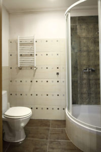 toaleta , prysznic